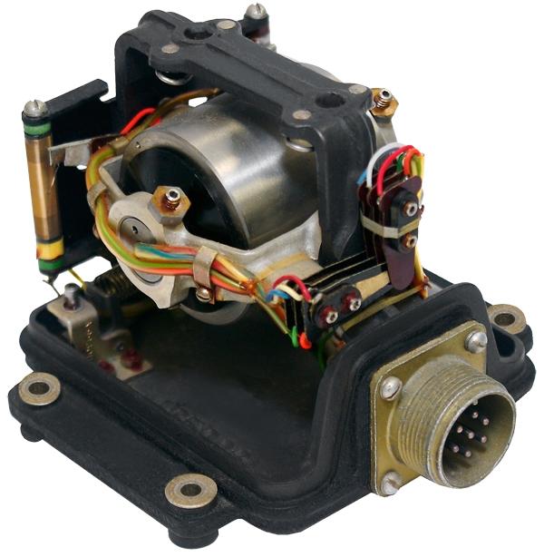 ION Museum: Autopilot Gyroscope