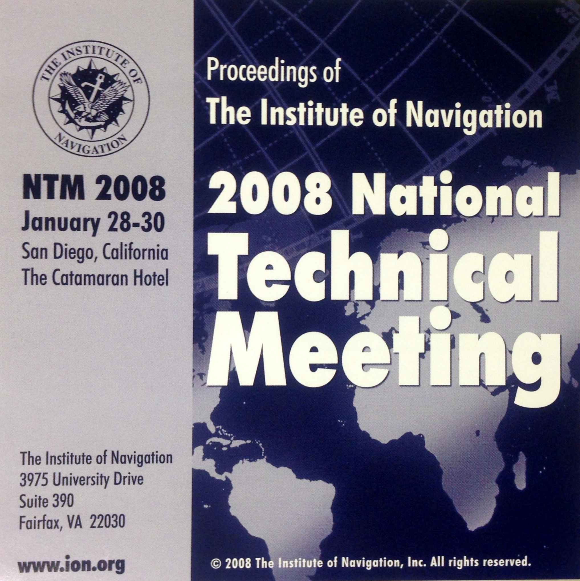 Proceedings Image: NTM