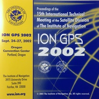 Proceedings Image: ION GPS
